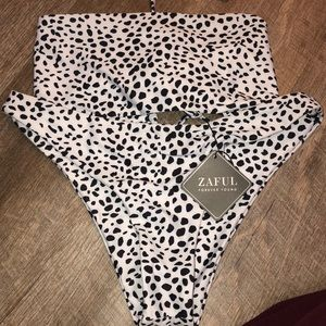 NWT zaful swimming suit